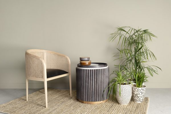Kam ce Kam - Reeded Side Table